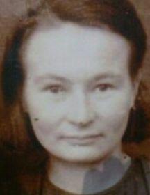 Карпова (Антонова) Ульяна Антоновна