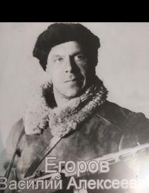 Егоров Василий Алексеевич