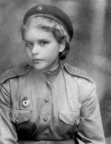 Герцберг Роза Фёдоровна