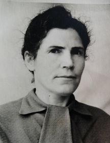 Рассадовская (Калинина) Мария Степановна