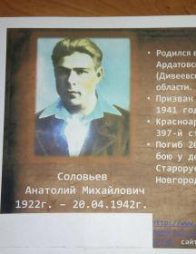 Соловьев Анатолий Михайлович