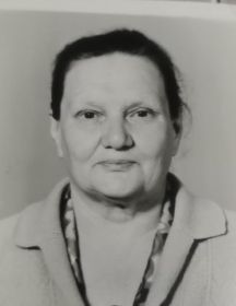 Пирогова Вера Николаевна