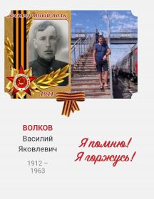 Волков Василий Яковлевич