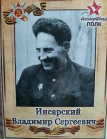 Инсарский Владимир Сергеевич
