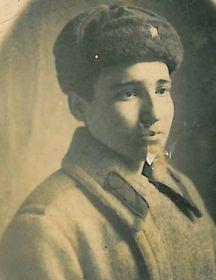 Петров Фёдор Мануилович