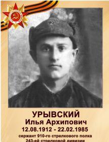 Урывский Антон Сергеевич