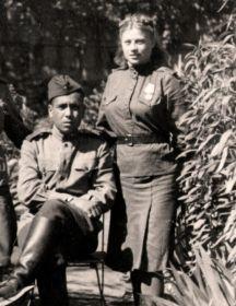Захарова (Синёва) Александра Федоровна