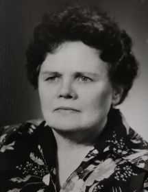 Бушуева(Бодунова) Анастасия Петровна