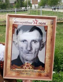 Муртазалиев Магомед Магомедович
