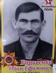 Борисенко Иван Ефимович