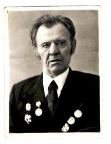 Ревин Кузьма Евдокимович