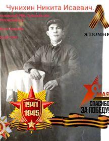 Чунихин Никита Исаевич