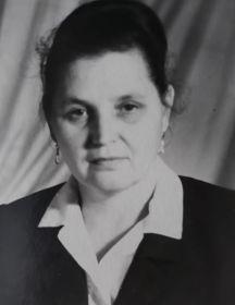 Маркова (Чекалёва) Зоя Николаевна