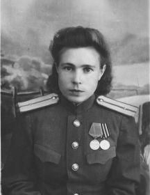Старикова (Пустоветова) Мария Константиновна