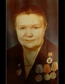 Торгованова (Бузмакова) Вера Михайловна
