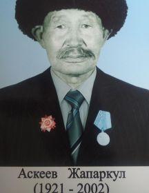 Аскеев Жапаркул