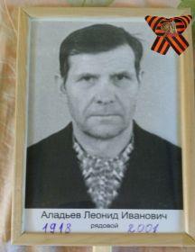 Аладьев Леонид Иванович