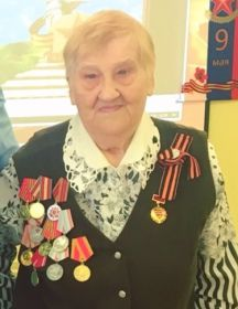 Диденко (Гаркуша) Зинаида Арсентьевна