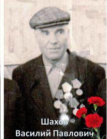 Шахов Василий Павлович