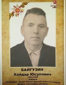 Байгузин Хайдар Юсупович