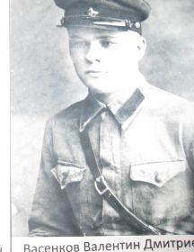 Васенков Валентин Дмитриевич