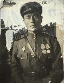 Казбанов Павел Захарович