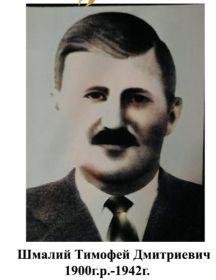 Шмалий Тимофей Дмитриевич