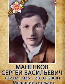 Маненков Сергей Васильевич