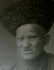 Курбанбагомаев Шахбан