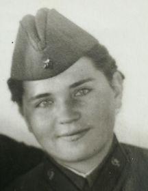 Щербина (Петрова) Евдокия Павловна