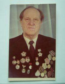 Жабаров Донат Алексеевич