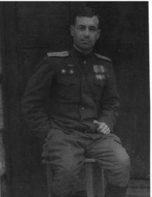 Афанасьев Борис Фёдорович