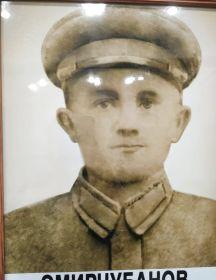 Тагиров (Эмирчубанов) Абдулмелик Эмирчубанович