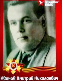 Иванов Дмитрий Николаевич