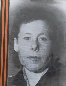 Попова Мария Матвеевна