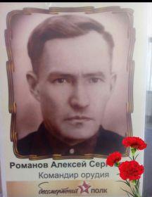 Романов Алексей Сергеевич