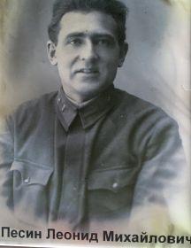 Песин Леонид Михайлович