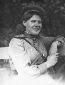 Новикова Анастасия Федоровна