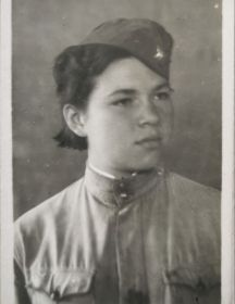 Сарана Лидия Фёдоровна