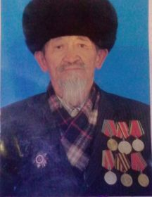 Калманбетов Кыдырма