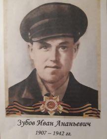 Зубов Иван Ананьевич