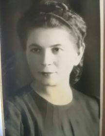Жидикова (Ткачук) Анастасия Ивановна