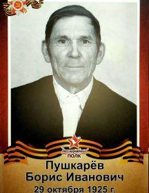 Пушкарёв Борис Иванович