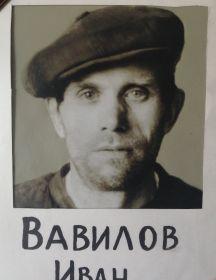 Вавилов Иван Васильевич