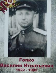 Гопко Василий Игнатьевич