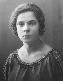 Кожевникова (Былеева) Зинаида Андреевна