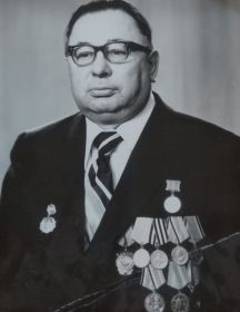 Бобылёв Фёдор Дмитриевич