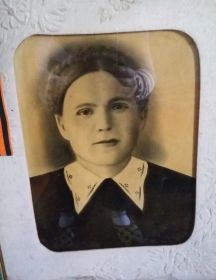 Сорокина Пелагея Степановна