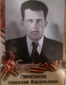 Пименков Николай Васильевич