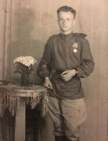 Антонов Михаил Андреевич